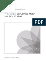 Tw Deploying Multicastvpns
