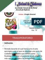 Ciclo quirúrgico Trasoperatorio.pptx