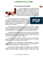047 Causas de Dolores de Cabeza