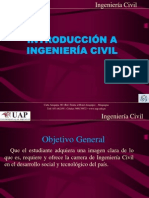 Introducción a Ingeniería Civil