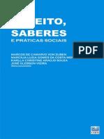 Livro Sujeitos Saberes e Práticas Sociais - Ebook do PPGCISH.pdf