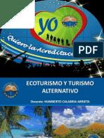 PRESENTACION (1) Presentación Del Curso Ecoturismo