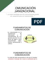 LA COMUNICACIÓN ORGANIZACIONAL_2014.pptx