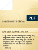 Marketing Mixturstico