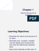 Chapter 1 Atomic Bonding