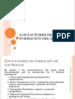 02 Los Factores de Formacion Del Suelo