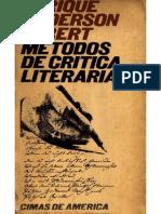 Metodos de Critica Literaria