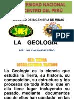 Tema 01 - Gg - La Geologia
