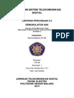 ASK Demodulator