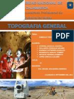 Informe 01 Simbolos Topograficos Final