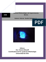 Manual Oftalmologico de Supervivencia - Uch