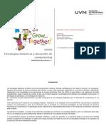 Actividad de Aprendizaje 2.1.Estrategias Didácticas y Desarrollo de Competencias
