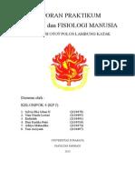 Laporan Praktikum Otot Polos