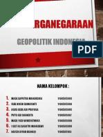 Geopolotik Indonesia