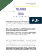 Glosario de Términos Pedagógicos y Guía Educación Prohibida