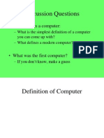 2 History of Computers