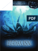 Leviathan Rising (Pax Britannia 2) - Jonathan Green - Leseprobe