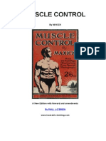 Maxick Muscle Control