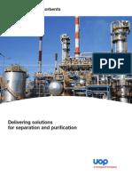 UOP Alumina Refining Brochure