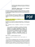 DA 19 Anteproyecto Ley Economia Sostenible I