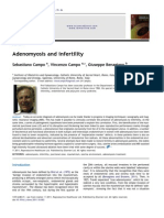 Campo - Adenomyosis and Infertility