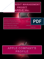 Project Presentation - Apple