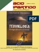 Revista Espacio Compartido - Teovnilogia. Origen Del Mal en El Mundo