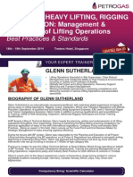 Petrogas_Offshore Heavy Lifting, Rigging and Inspection
