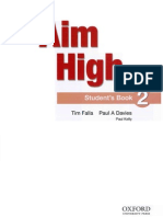Aim High 2 Studen't Book