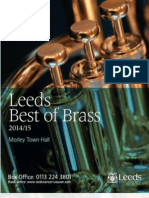 LICS Best of Brass 2014-15