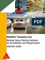 Sikafloor Economy Line