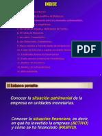 Presentación Powerpoint. Analisis de Balance2