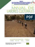 Manual Labores Culturales
