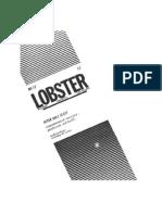 Lobster 12