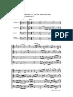 Biaggio Marini Trio Sonata