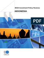 OECD Investment Policy Reviews Indonesia 2010