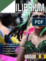 Equilibrium Magazine Issue 53 - Summer 2014-2