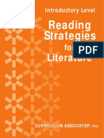 Reading Strategies for Literature