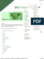 BahasaArab lengkap