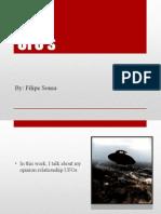 UFO's Filipe Sousa