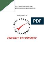 Compact Heat Exchanger
