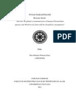 Resume Jurnal Parasitologi
