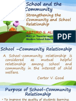 School and Community