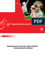 C00AIE-20050310-008 Huawei AIE Requirement