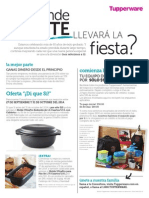 """Say Yes!"" to Tupperware US-Spanish"