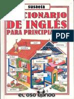 Diccionario Ingles Principiantes - Susaeta