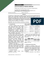 Josi - Vol. 11 No. 1 April 2012 - Hal 221-224 Analisis Sistem Rantai Pasok Minyak