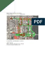 Downtown Walkability Study