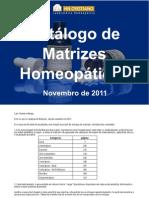 Catalogo Potencia Matrizes 2011