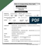 NEPL Annual Return Form v 2008-09